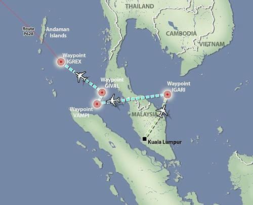 515 ngay mat tich bi an cua MH370 hinh anh 2