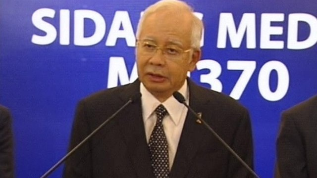 6/8/2015: Thủ tướng Malaysia tuyên bộ phần cánh tà của Boeing 777 trên đảo Reunion thuộc về MH370. Tuy nhiên, ông Najib không đưa ra dấu hiệu cho thấy quá trình phân tích mảnh vỡ có thể mang lại manh mối lý giải sự mất tích bí ẩn của chuyến bay. Giới chức Pháp thận trọng hơn khi cho rằng đây có thể chỉ là