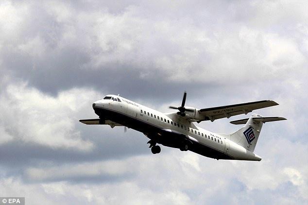 Một máy bay của Trigana Air. Ảnh: EPA