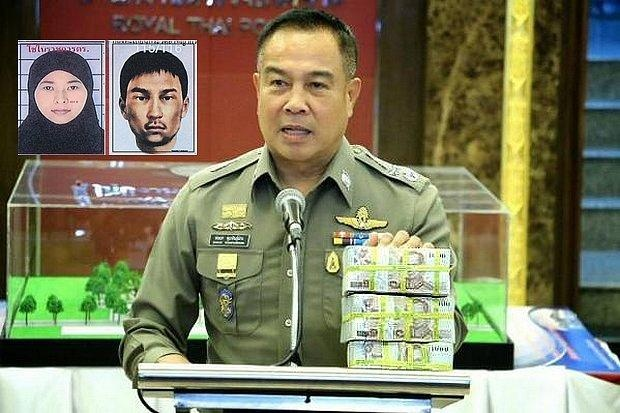 Hai nghi pham danh bom Bangkok dang o Campuchia hinh anh