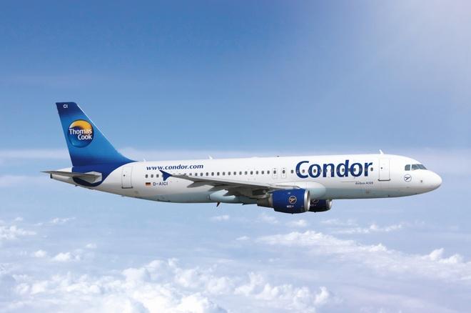Tiem kich ho tong may bay thuong mai vi khach doa la mafia hinh anh 1 Một máy bay của hãng Condor. Ảnh: Airlinemanagement