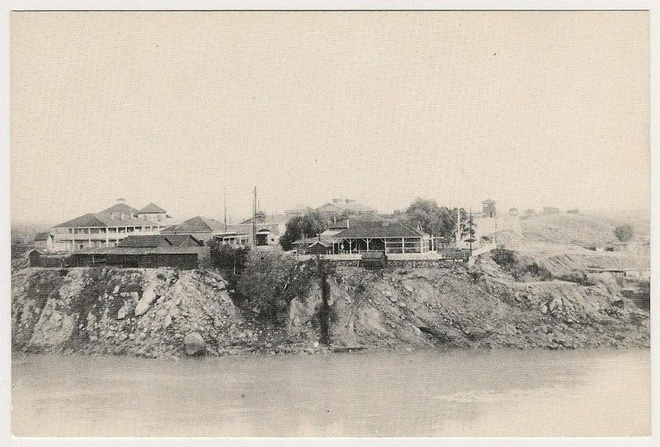 Noi giam giu toi pham nguy hiem o My the ky 19 hinh anh 1 Nằm trên đỉnh một quả đồi bằng đá hướng về phía sông Colorado thuộc thị trấn Yuma, phía tây nam bang Arizona (Mỹ), Yuma Territorial Prison là nhà tù nổi tiếng nước Mỹ trong thế kỷ 19.