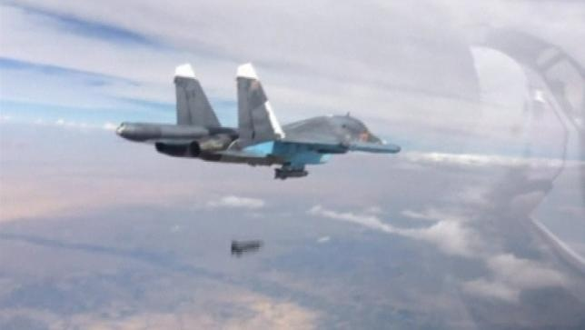 My - Nga tiep tuc thao luan de tranh doi dau o Syria hinh anh 1