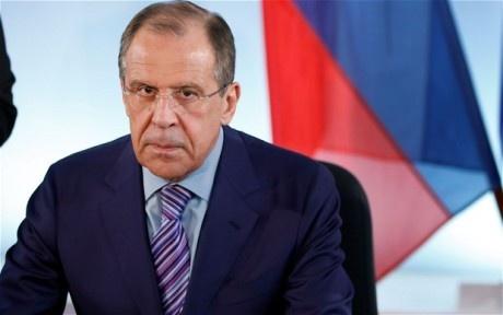 Ngoai truong Nga: Moscow dang giup Iraq chong IS hinh anh 1 Ngoại trưởng Nga Sergei Lavrov. Ảnh: Telegraph