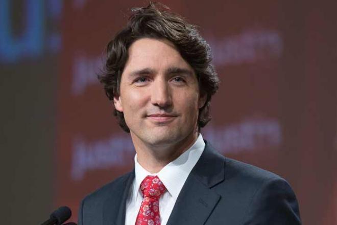 Con duong noi nghiep cha cua tan thu tuong Canada hinh anh