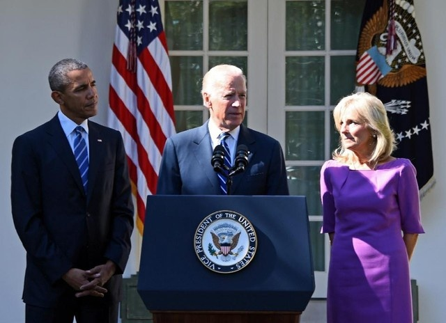 Pho tong thong Joe Biden khong chay dua vao Nha Trang hinh anh 1 Joe Biden