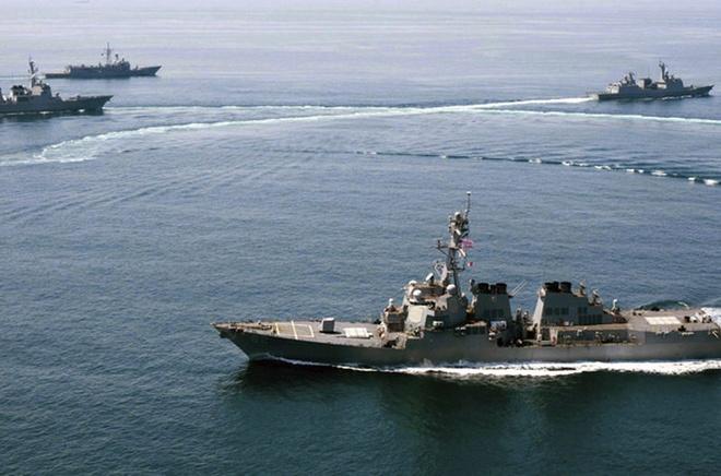 Tàu USS Lassen của Hải quân Mỹ. Ảnh: Naval Today