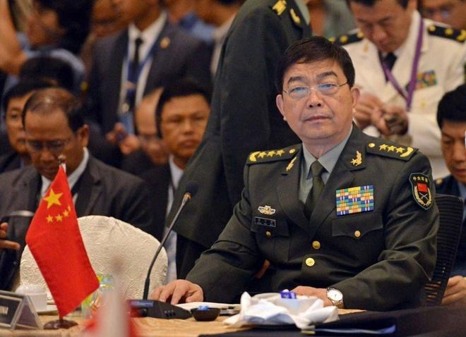 Trung Quoc noi 'dung thoi phong' van de Bien Dong hinh anh 1