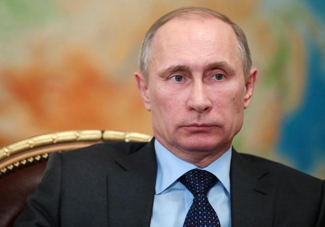 Putin nam thu 3 lien tiep la nguoi quyen luc nhat the gioi hinh anh