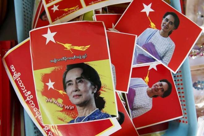 Myanmar se bau cu tu do dau tien sau 25 nam hinh anh 1 Ảnh:
