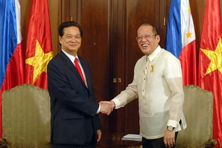 Viet Nam, Philippines sap ky thoa thuan doi tac chien luoc hinh anh
