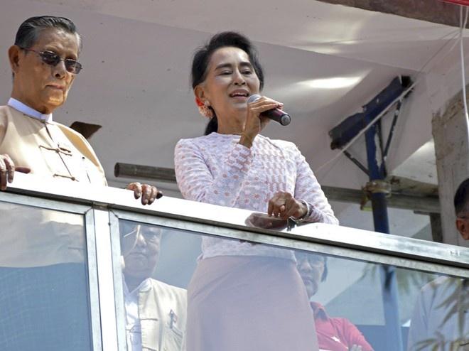 Toan canh cuoc bau cu lich su cua Myanmar hinh anh 7