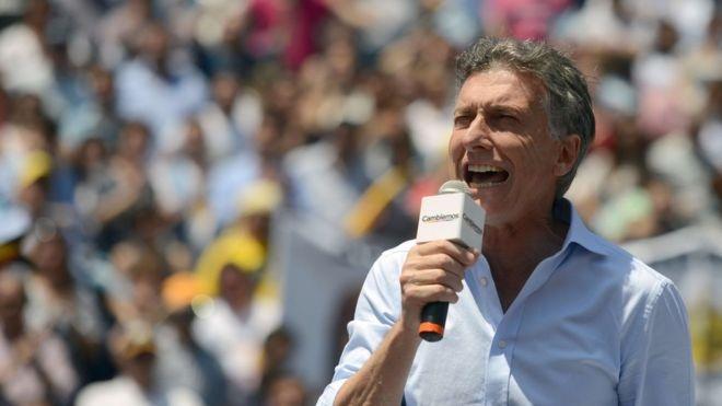 Ung vien doi lap Argentina thang cu tong thong hinh anh