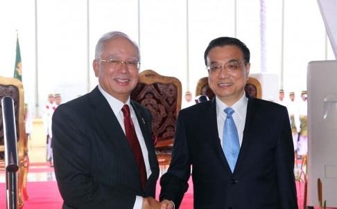 Trung Quoc 've van' Malaysia bang chieu bai kinh te hinh anh 1 Ả