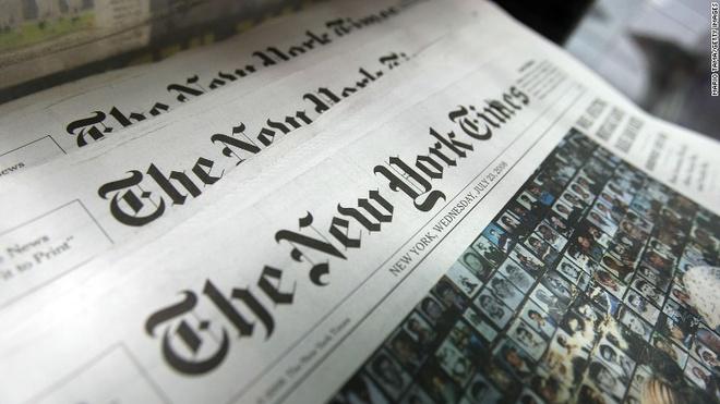 New York Times dang xa luan keu goi kiem soat sung dan hinh anh