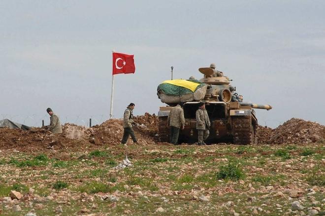 Iraq yeu cau Tho Nhi Ky rut quan khoi lanh tho hinh anh 1 Ảnh: Reuters