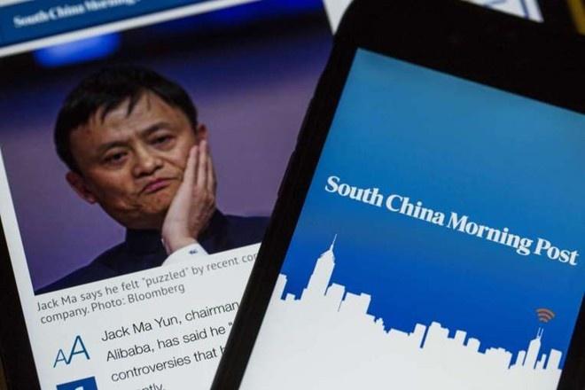 Alibaba chi 266 trieu USD mua South China Morning Post hinh anh