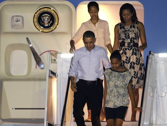 Ly do ong Obama luon den Hawaii nghi le Giang sinh hinh anh 1