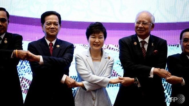 Han Quoc tim cach gan gui hon voi ASEAN hinh anh 1