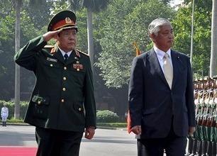 Nhat Ban muon chia se thong tin quan su voi Viet Nam hinh anh