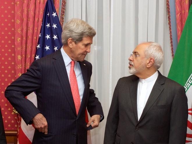 Mot tuan bien dong trong quan he thu dich My - Iran hinh anh