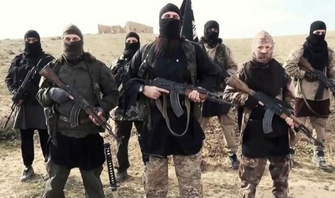 CIA khang dinh phien quan IS su dung vu khi hoa hoc hinh anh