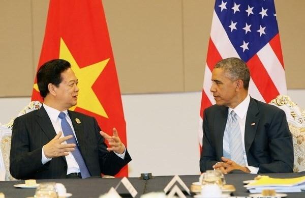 Co hoi vang trong quan he ASEAN - My nhan Hoi nghi cap cao hinh anh