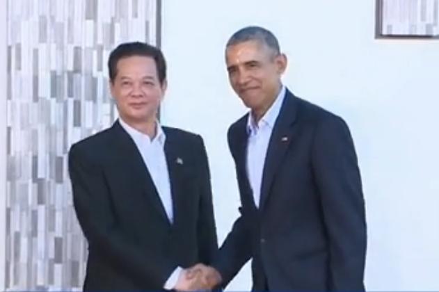 Hoi nghi Sunnylands: Dau moc moi trong quan he ASEAN - My hinh anh