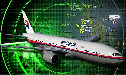 MH370 o dau suot hai nam qua? hinh anh