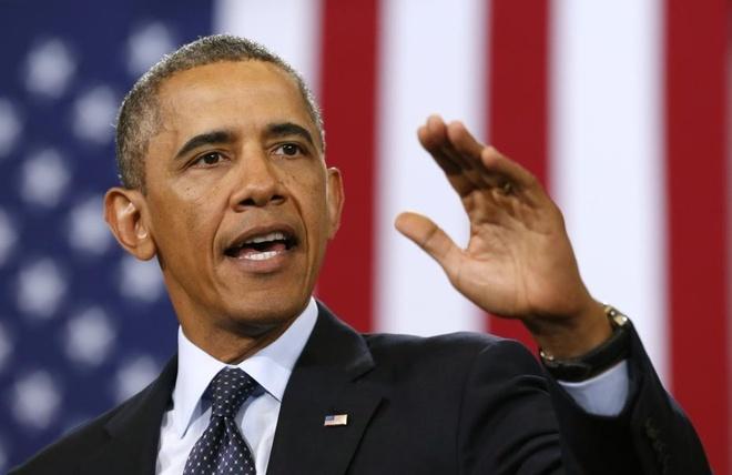 Ong Obama canh bao nguy co xung dot My - Trung hinh anh