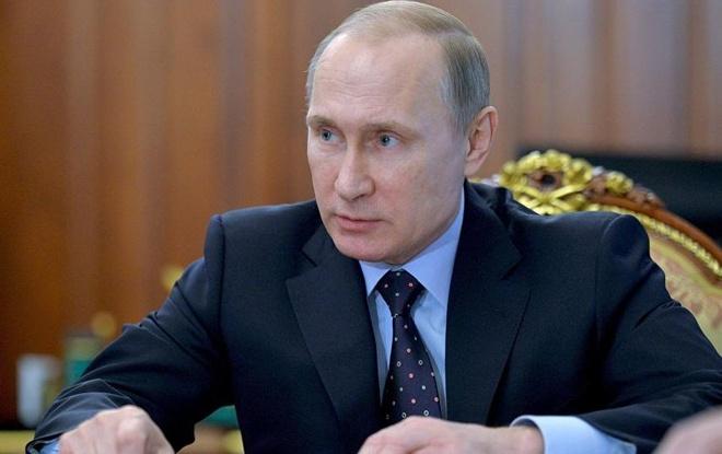 Tong thong Putin ra lenh rut linh Nga khoi Syria hinh anh
