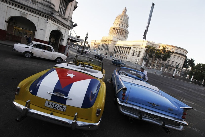 Cuba doi khac sau khi 'pha bang' quan he voi My hinh anh