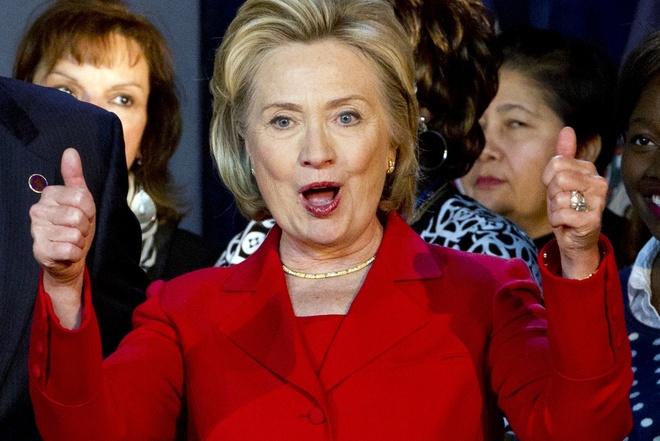 Hon 350.000 USD cho mot bua toi cung ba Clinton hinh anh