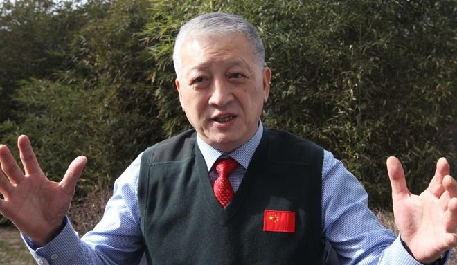 Trung Quoc bi to quyt tien mua tau san bay Lieu Ninh hinh anh 1