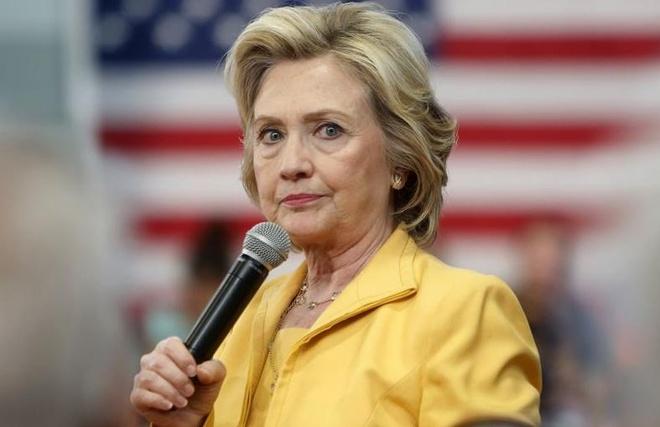 Vi sao Trung Quoc so ba Clinton dac cu tong thong My? hinh anh