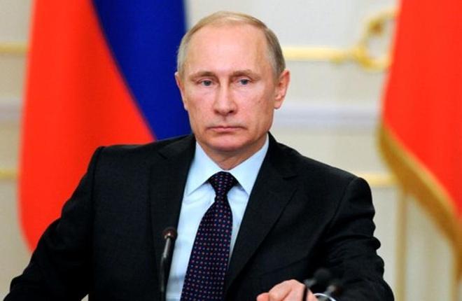 Tong thong Putin lan dau len tieng ve vu Tai lieu Panama hinh anh