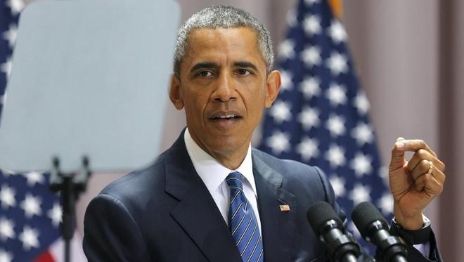My co the go bo hoan toan cam van vu khi khi Obama tham VN hinh anh 1
