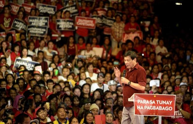 'Donald Trump cua Philippines': vang mang va tuc tiu hinh anh 2