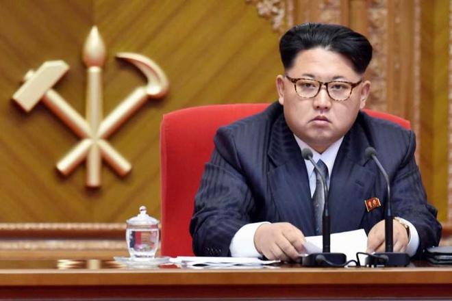 Kim Jong Un co them chuc danh lanh dao moi hinh anh