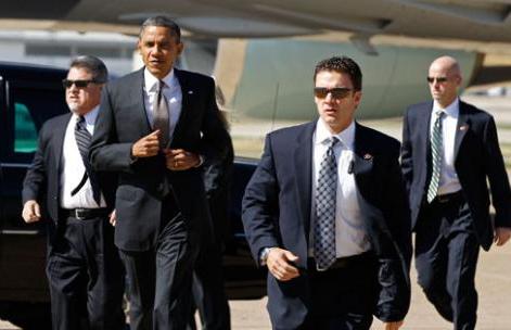 Nhung phuong an bao ve Obama khi o nuoc ngoai hinh anh