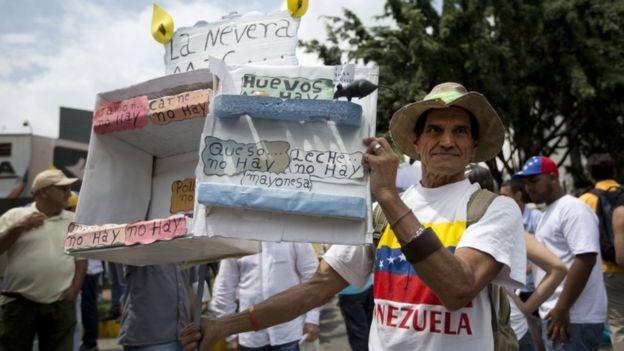 Venezuela hien nhu qua bom no cham anh 2