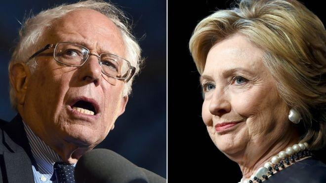 Ba Clinton thang sit sao o Kentucky, tien gan ghe ung vien hinh anh