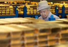 6.500 tan vang duoi mat duong London hinh anh
