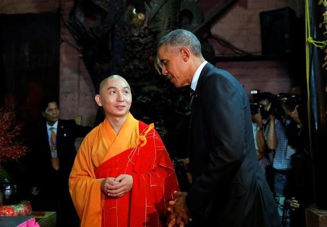 Bao My: Obama tu choi cau con trai khi tham chua Ngoc Hoang hinh anh