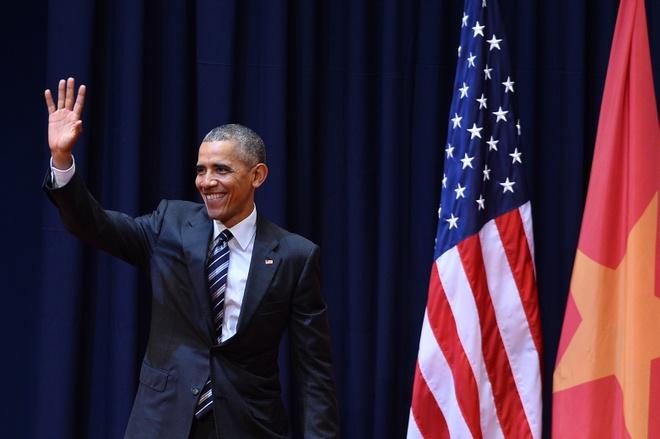 'Ong Obama coi trong van hoa lau doi cua Viet Nam' hinh anh