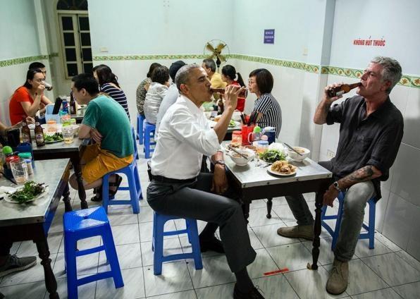 Obama tham Viet Nam qua ong kinh nhiep anh gia Nha Trang hinh anh 5