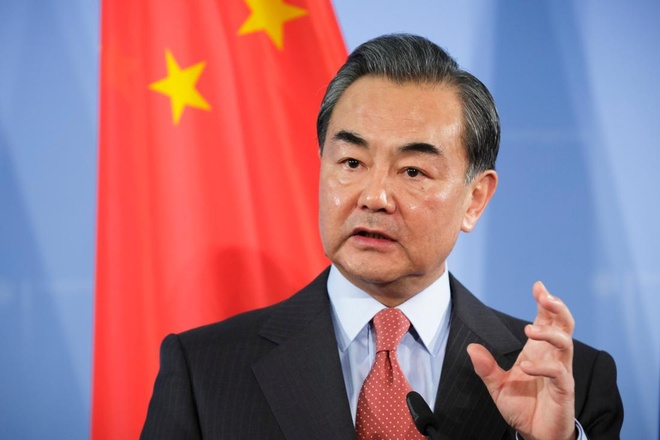 Trung Quoc cay cu khi G7 hop ban ve Bien Dong hinh anh 1