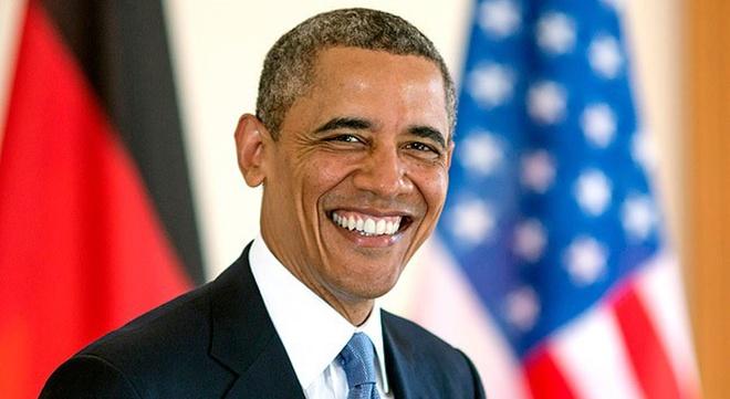 Ty le ung ho Tong thong Obama tang cao nhat ke tu 2013 hinh anh