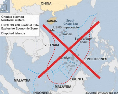 9 cau hoi lon trong vu Philippines kien Trung Quoc hinh anh 1