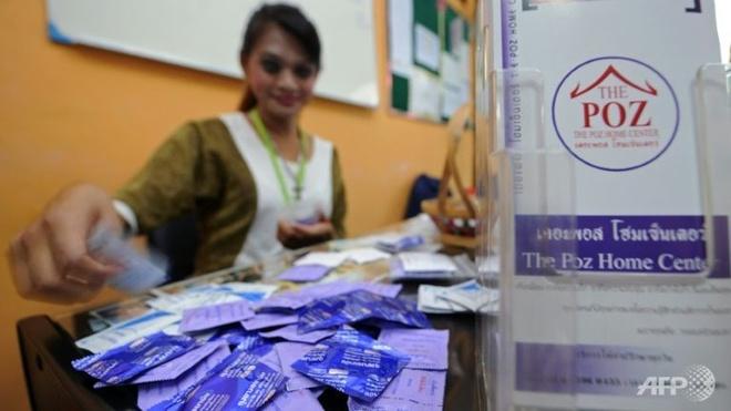 Thai Lan loai tru thanh cong lay nhiem HIV tu me sang con hinh anh 1